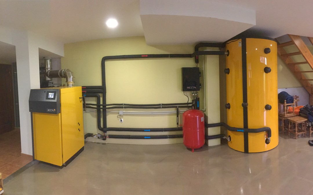 Nuevas instalaciones en biomasa