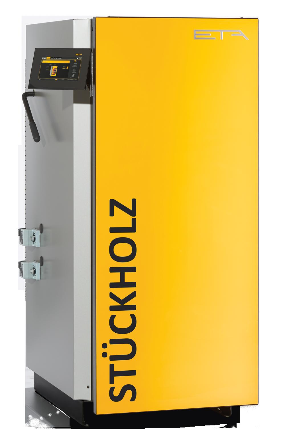 Caldera de gasificación de leña ETA SH 20
