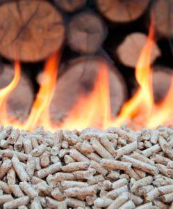 Calefacción biomasa